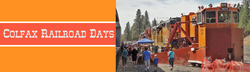 Colfax Railroad days